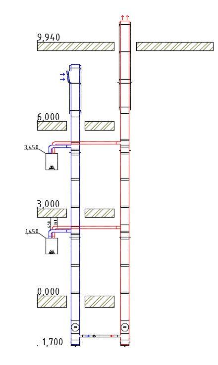 Программа для аэродинамического расчета дымохода ац трубу на дымоход