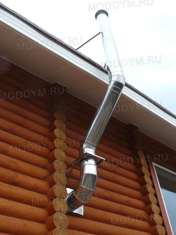Дымоходы для банной печи в набережных челнах как делать дымоход из кирпича